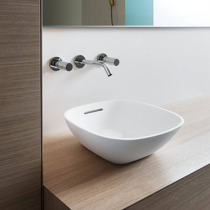 modern bathroom fountain valley reviews%0A Timeless  modern design allowed to shine through by using innovative  materials like Saphirkeramik to achieve thinner walls than ever