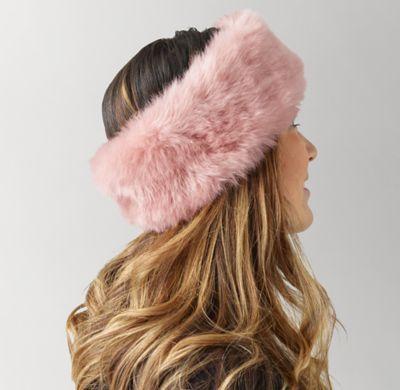 Kashmir Faux Fur Headband