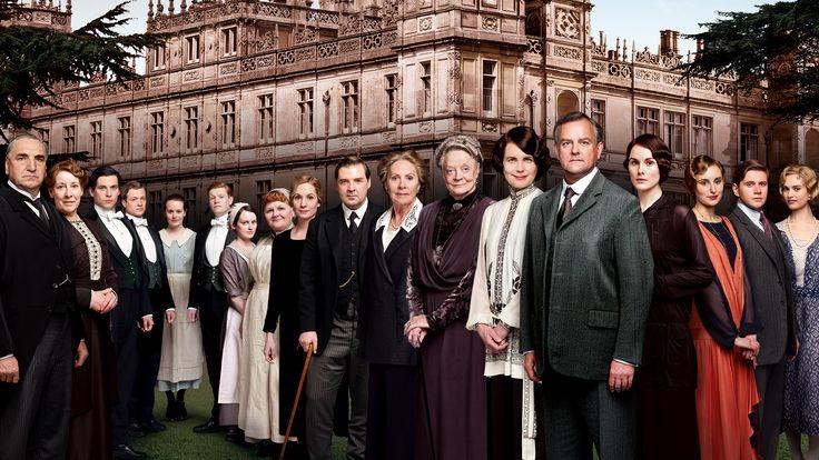 Fifth Season of Downton Abbey to Air on MASTERPIECE on PBS | Downton Abbey | Programs