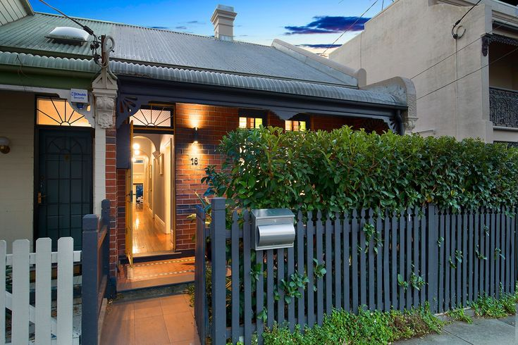 Classic home with designer interiors, dusk photography, period home, 16 Mayes Street, Annandale, Pilcher Residential