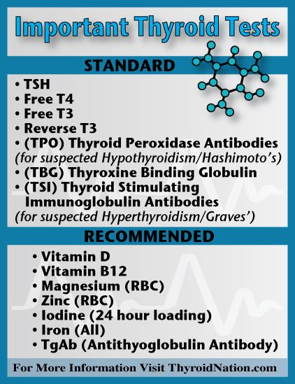 Thyroid-Blood-Tests-Important-Thyroid-Nation - Thyroid Nation