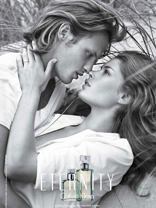 126- Eternity - Calvin Klein (for women)