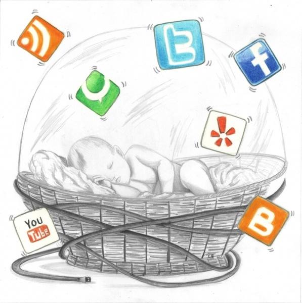 """Elisa Calderoni - Prevenzione 1 -  Contest Cover per """"La tua Reputazione su Google e i Social Media"""" 2"""