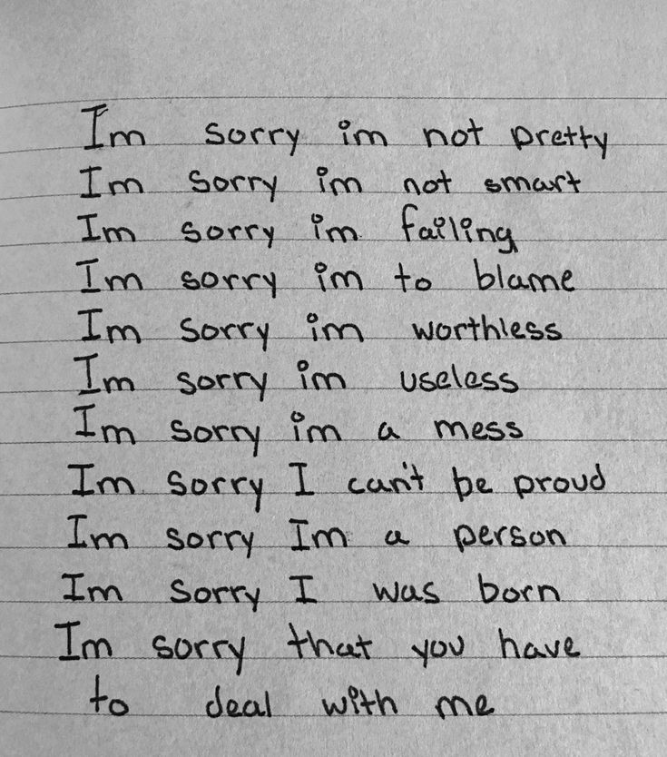 Sad Quotes About Depression Drawings: Best 25+ Saying Sorry Quotes Ideas On Pinterest