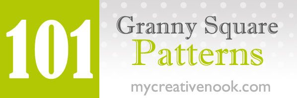 101 Free Granny Square Patterns