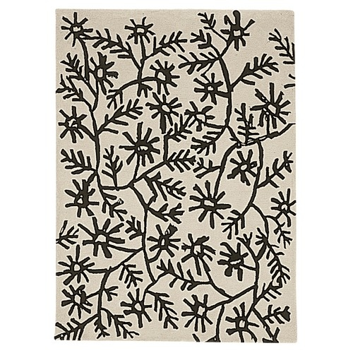 rugShops Allmodern, Buy Nanimarquina, Blank Paper, Nanimarquina Black, Design Rugs, Contemporary Rugs, Flores Rugs, Accent, Author Capture