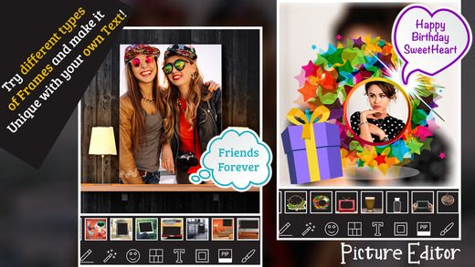 An amzing photo editor app launched for iOS.   #iPhoneApp with #Photo #Photography #BestPictureEditor #BestPhotoEditor #collage #iPhone #iOS