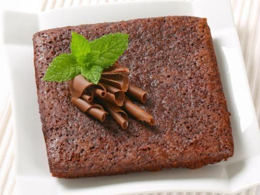 Moelleux au chocolat sans gluten (farine de riz) - Recette de cuisine Marmiton : une recette