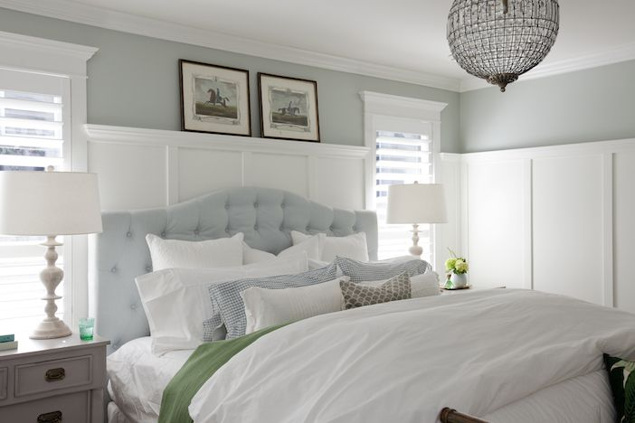1000+ Ideas About Light Blue Bedrooms On Pinterest