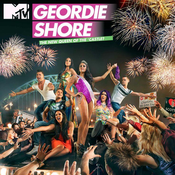 Geordie Shore - Season 7.