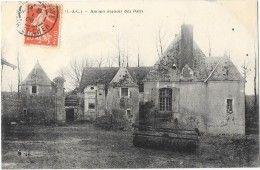 SAVIGNY SUR BRAYE (71) Chateau Ancien Manoir Des Patis