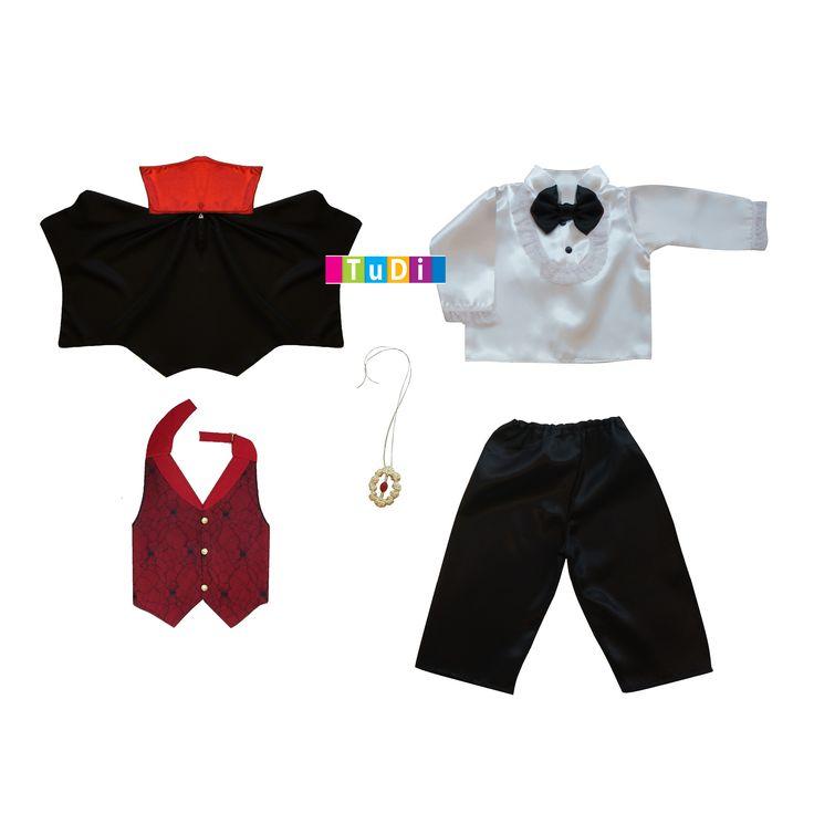 MODELO HW NIÑO 005 | Disfraces TuDi