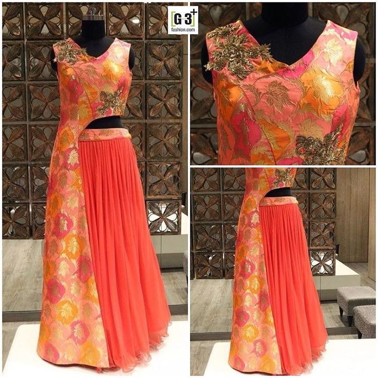 Shop Pink Peach Indowetsern Lehenga Choli By G3+ Video Shopping. Instant Price and Queries Whatsapp - +91-9913433322 View more collection at g3fashion.com #pakistanibride #pakistanibridal #asianbridal #desibridal #pakistanistyle #lehenga #bridalmakeup #bridalmua #weddingmakeup #bridalhairandmakeup #bridaljewellery #royalbride #asianbridalmakeup #weddingday #weddingdress #gorgeousbride #glowingskin #lashes #lipstick #lips #pakistaniwedding #headpiece #desibeauty #hudabeauty #beautyblogger