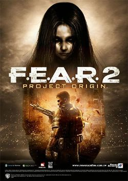 F.E.A.R. 2: Project Origin. When I bought this I played it in surround sound and turned off the lights. It was really creepy!!!! Love this game soooo much