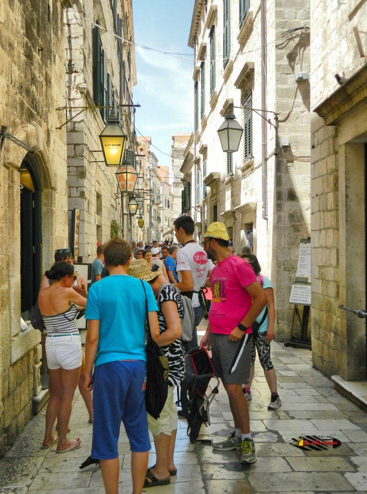 Dubrovnik Old City, Croatia, Nikon Coolpix L310, 7.3mm, 1/320s, ISO80, f/3.5, HDR-Art photography, 201607081238