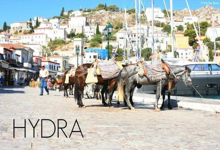 One easy thing to do in Athens is to jump on a ferryboat to reach its nearby Paradise: I booked a return ticket to Hydra and the magic carried me away.One Day in Hydra, Athens nearby Paradise.