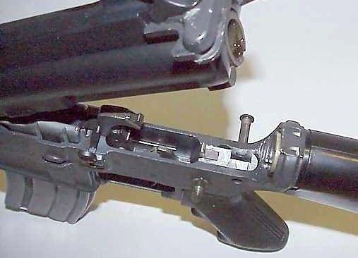 Drop In Auto Sear (DIAS) in AR-15 lower | Cool stuff | Guns