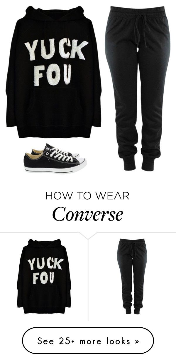"""""""MLP27"""" by maegenpointer on Polyvore featuring Converse"""