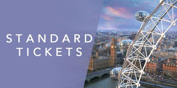 London Eye; Standard Tickets