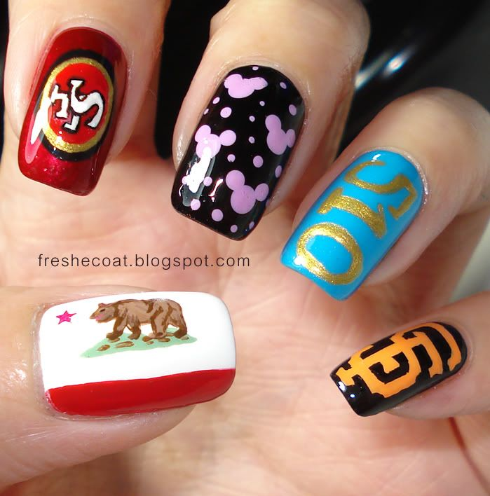 Best 25 california nails ideas on pinterest vacation nails california nails prinsesfo Choice Image