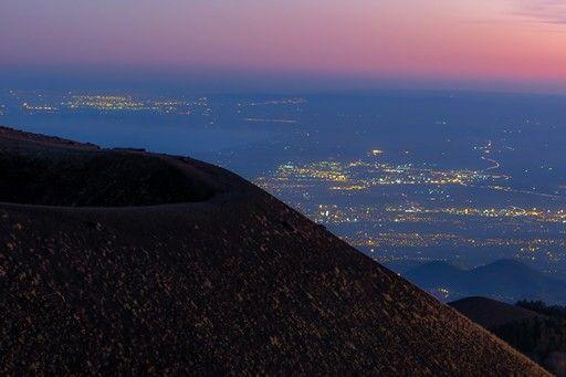 Etna, crateri silverstri  #italy #sicily #sicilia #tourism