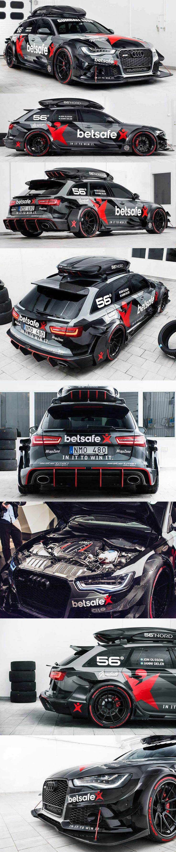 Audi RS6 DTMStertman