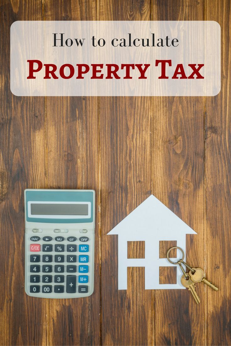 How To Calculate Property Tax Without Losing Your Marbles Property Tax Calculator Morgage