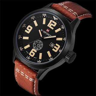 Hot Fashion Watches Men Quartz Hour Clock Date and Day Clock Man Leather Military Army Sports Waterproof Wristwatch Male Relogio (32381956757)  SEE MORE  #SuperDeals