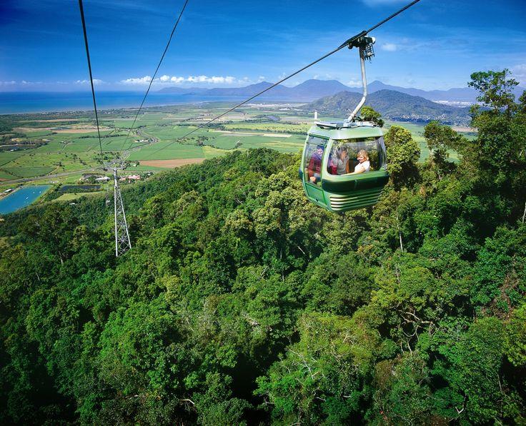Kuranda Rainforest, Far North Queensland, Australia - Explore the World with Travel Nerd Nici, one Country at a Time. http://TravelNerdNici.com