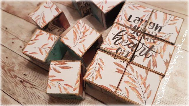 Avete presente quei puzzle formati da tanti cubi? Se personalizzati possono diventare un regalo davvero speciale!