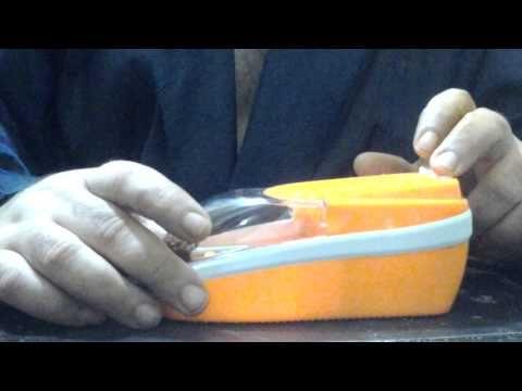 Elektrikli Sigara Sarma Makinesi Gerui GR-12-001 Nargile Malzemeleri