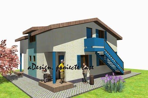 proiecte case, constructii, design: Pensiunea   1  Murighiol