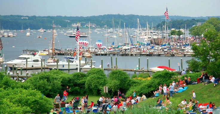 Marine Park in Red Bank