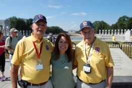 Michele Bachmann Leads Congress Members to Help 90 Veterans Enter National Mall Closed Due to Gov't Shutdown