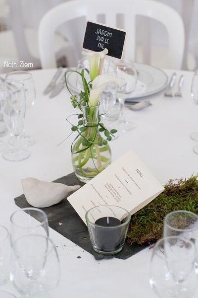 des noms de jardins pour les tables