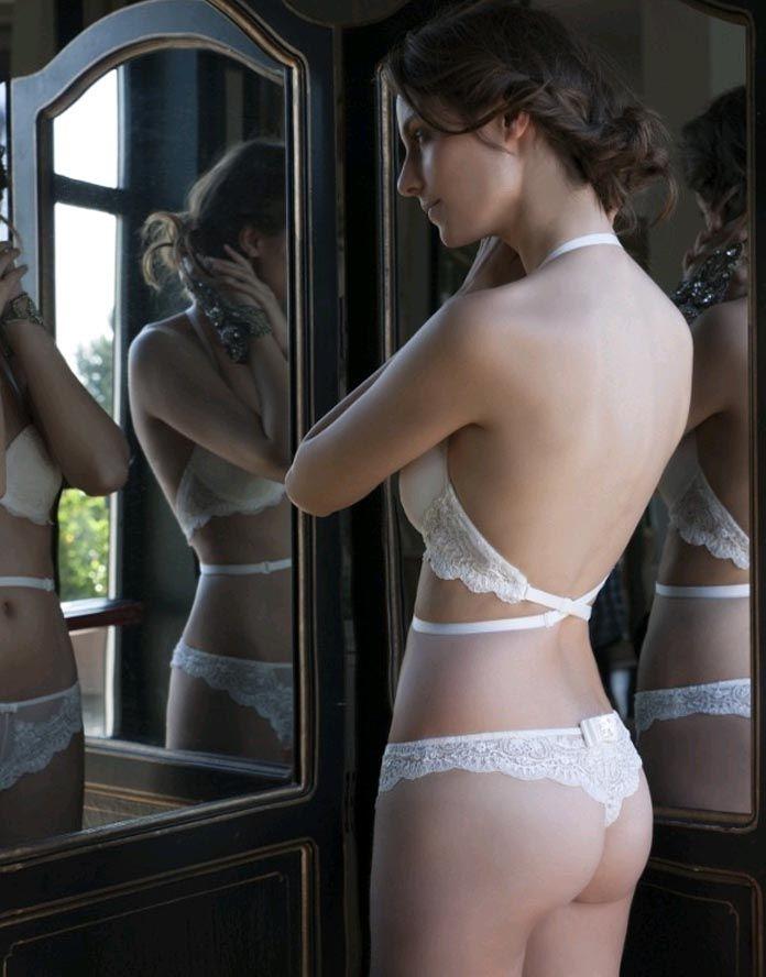 16 best Low back Lingerie images on Pinterest | Bridal lingerie ...