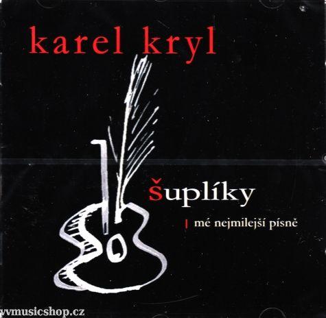 Album zpěváka Karel Kryl - 3uplíky (Mé nejmilejší písně na CD 2005