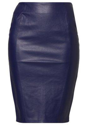 PENCI - Bleistiftrock - blue