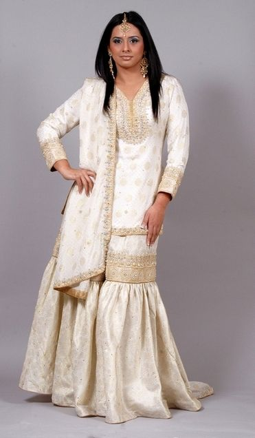 Designer Gharara