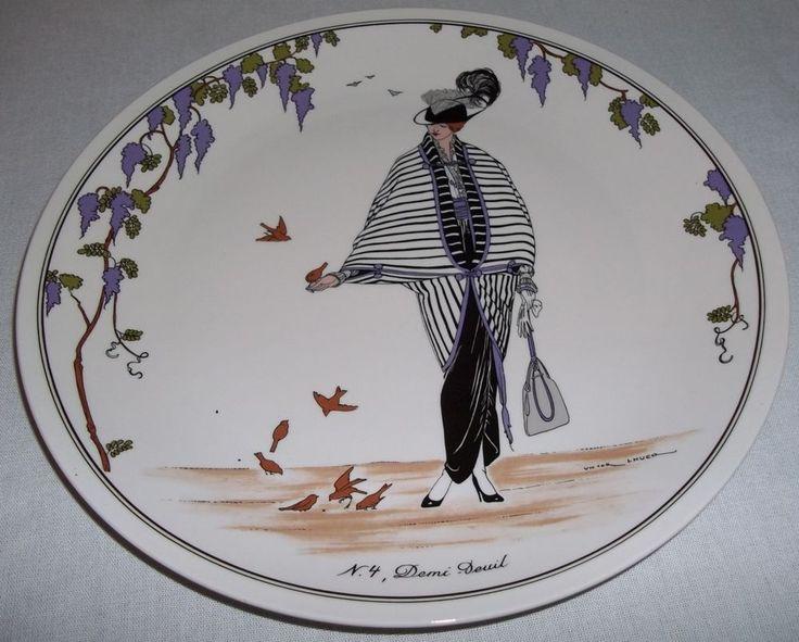 Villeroy & Boch DESIGN 1900 dinner plate No.4 UNUSED BD031