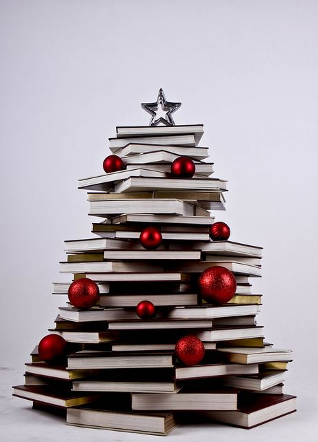 Day 134 - 365, My book Christmas Treeeee for 2012 | Flickr - Photo Sharing!
