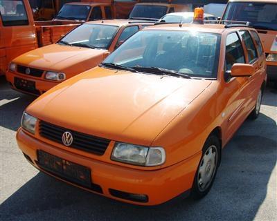 """LKW """"VW Polo Variant SDI"""","""