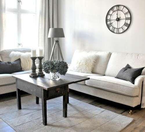 oltre 25 fantastiche idee su soggiorno accogliente su pinterest ... - Soggiorno Quadrato 2