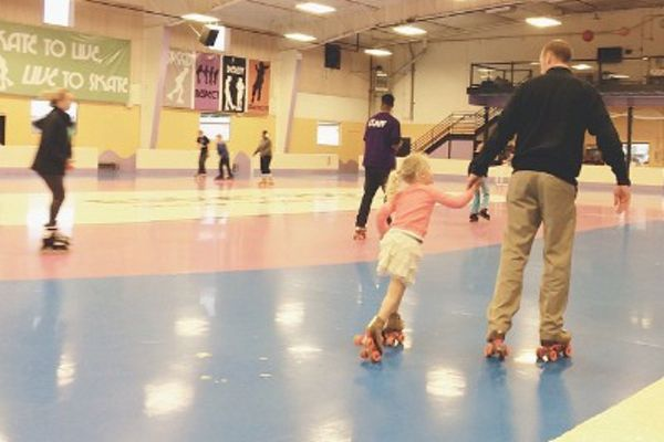 Family Skate Rollin' 253 Skate and Community Center Tacoma, WA #Kids #Events