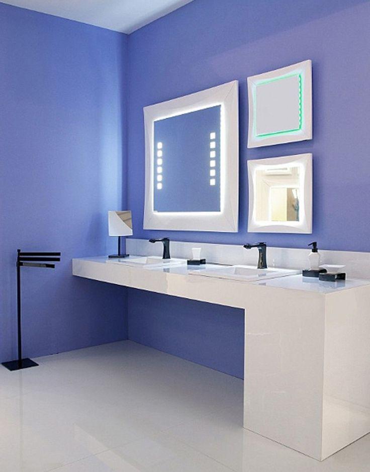 Futuristic Interior Design Bathroom