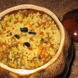 Куриный плов в горшочках рецепт – основные блюда. «Афиша-Еда»
