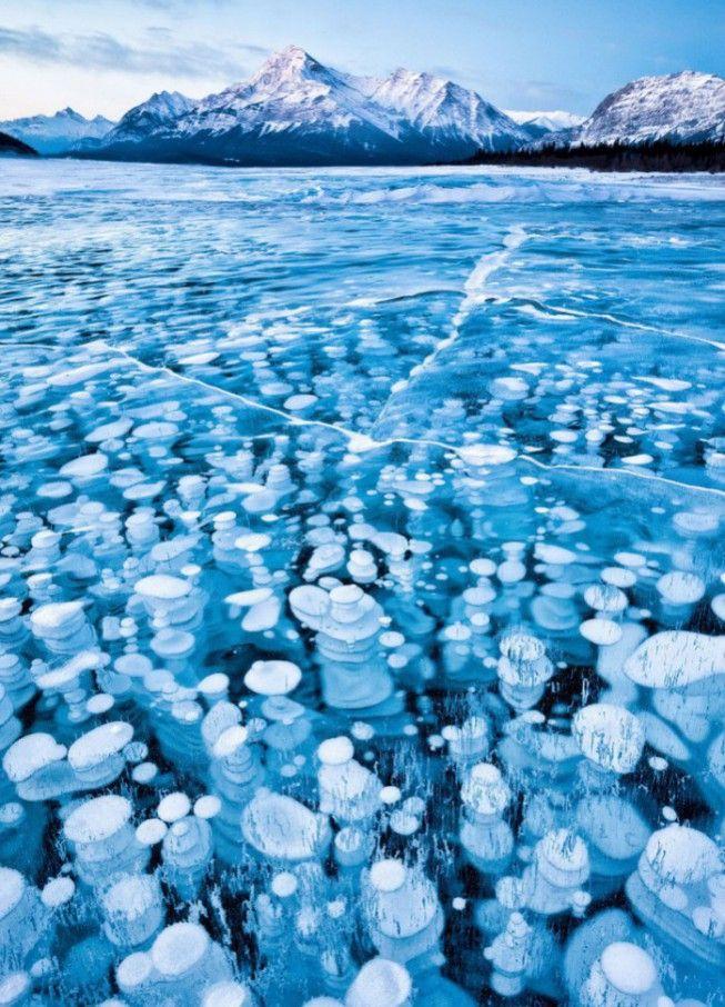 Lago Abraham, Canada