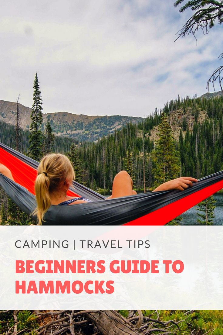 Beginners Guide to Hammocks