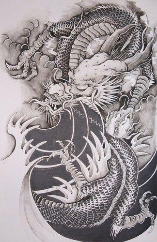 #chinese #dragon by ~brokenpuppet86 on deviantart