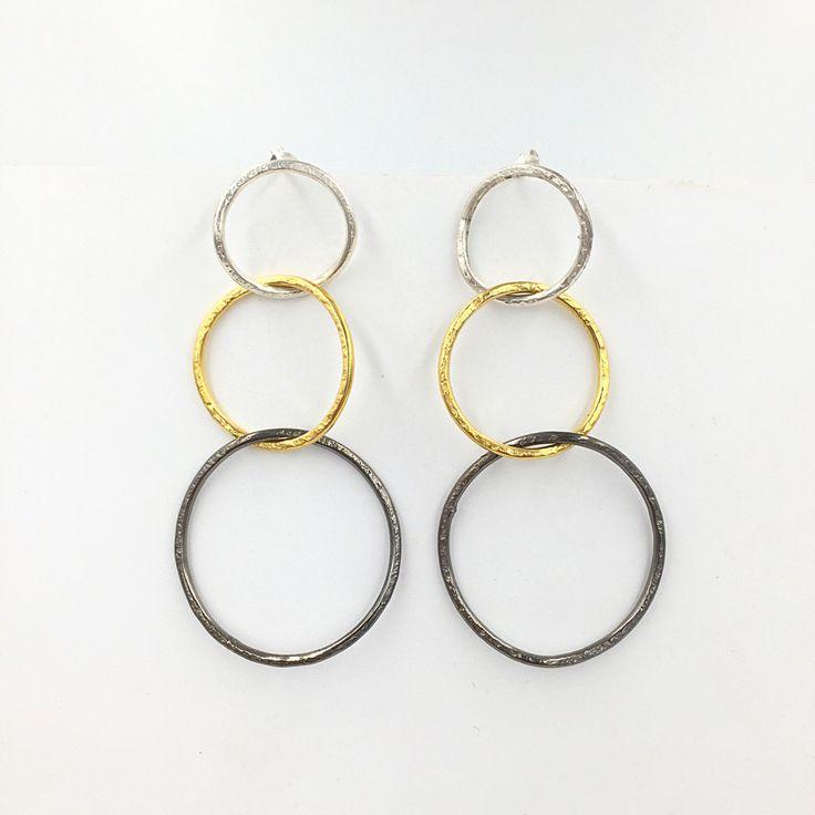 Un preferito personale dal mio negozio Etsy https://www.etsy.com/it/listing/503204861/eva-earrings